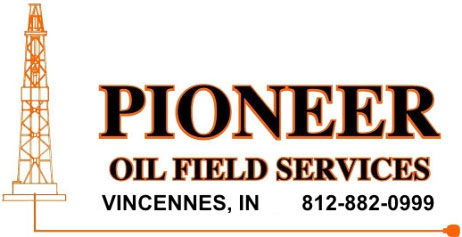 Pioneer Oil Field Services Logo